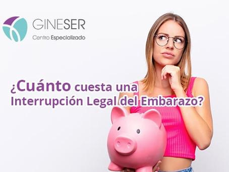 ¿Cuánto cuesta una Interrupción Legal del Embarazo en CDMX?