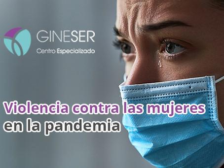 Violencia contra las mujeres en la pandemia