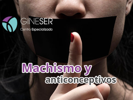 Machismo y anticonceptivos