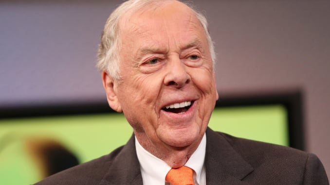 T Boone Pickens 2