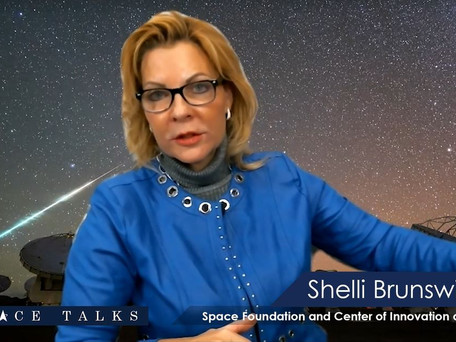 Podcast to Detail How Space Economy Provides Out-of-This-World Opportunities for All Individuals