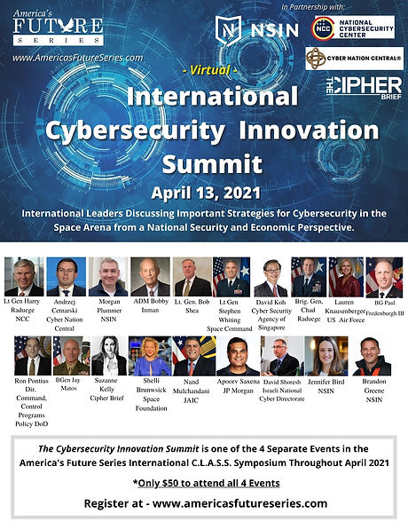 Apr 13, 2021  Cybersecurity Innovation S