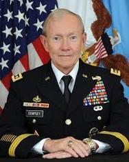 Chairman Martin Dempsey