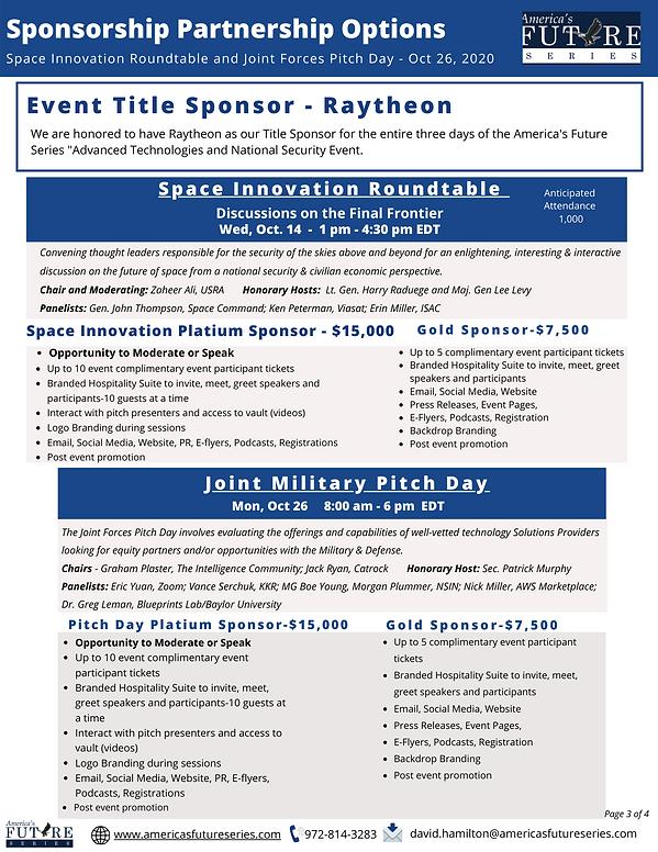 Sponsorship Prospectus_ America's Future