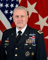 """General John """"Mike"""" Murray - AFC"""