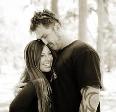 Marcus & Melanie Luttrell