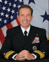 Rear Admiral Paul Becker