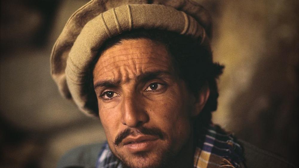Le Commandant Ahmed Chah Massoud (1953-2001)