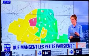 Mme la Maire, il est temps d'améliorer l'alimentation dans les écoles du 8ème arrondissement !