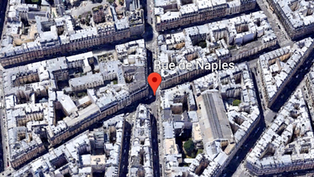 Rue de Naples : encore un réaménagement précipité avec l'accord de la Mairie du 8e !