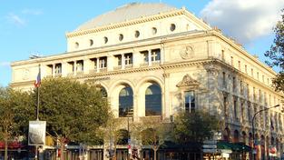 Théâtre de la Ville : non au financement 100% public de l'idéologie !