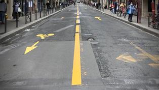 Coronapiste rue d'Amsterdam : en attendant Godot ?