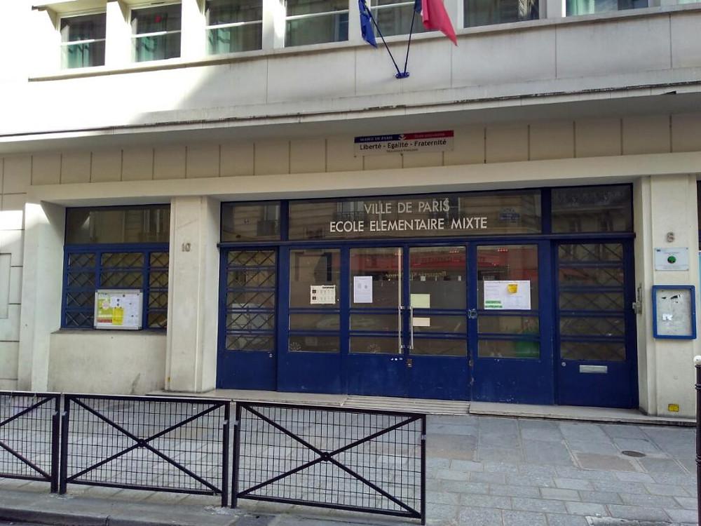 Ecole élémentaire du 8ème arrondissement
