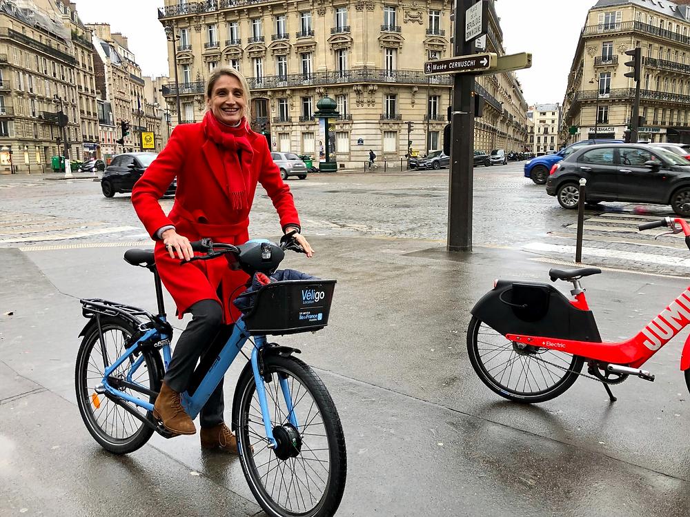 Il faut faire du 8ème un arrondissement plus et mieux cyclable