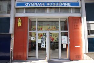 Je demande à la Mairie de Paris une réouverture rapide, viable et pérenne du gymnase Roquépine