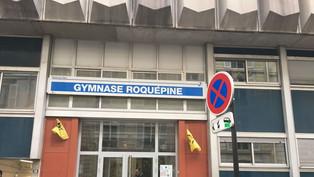 """[Presse] """"Un gymnase accueillant des sans-abris embarrasse des associations sportives"""" (France 3)"""