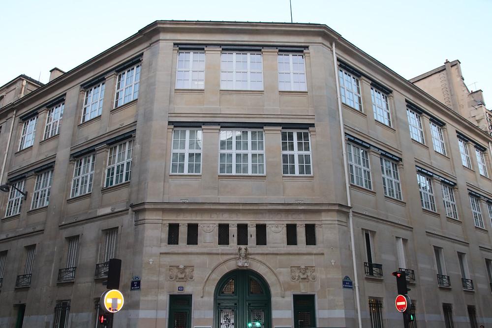 Collège Condorcet dans le 8ème arrondissement