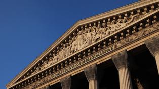 Financement sécurisé pour la restauration de la façade Sud de l'église de La Madeleine