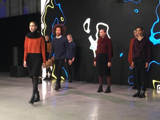 DSFW 2018: Loop.a life met Fryske trui op de catwalk