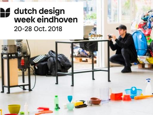 Fryske trui op de Dutch Design Week
