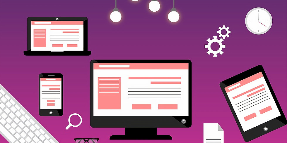 BUILD YOUR BUSINESS WEBSITE.      NO coding experience required!