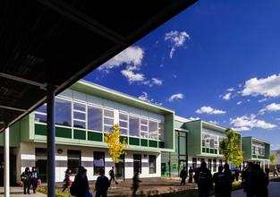 Morpeth School new extension