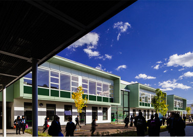 Morpeth School new extension