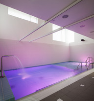Beatrice Tate School hydrotherapy pool