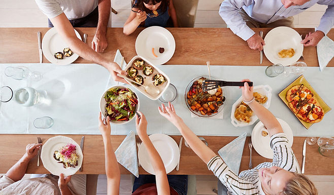 Mindful Eating 6-Week Course | A virtual class