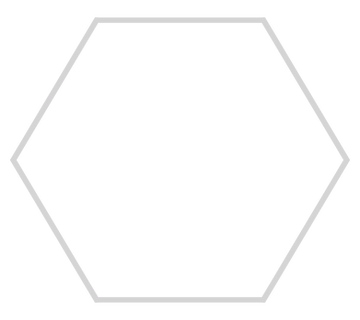Light Gray Outline Honeycomb.png