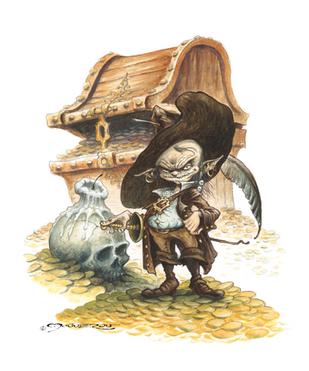 gardien de trésor