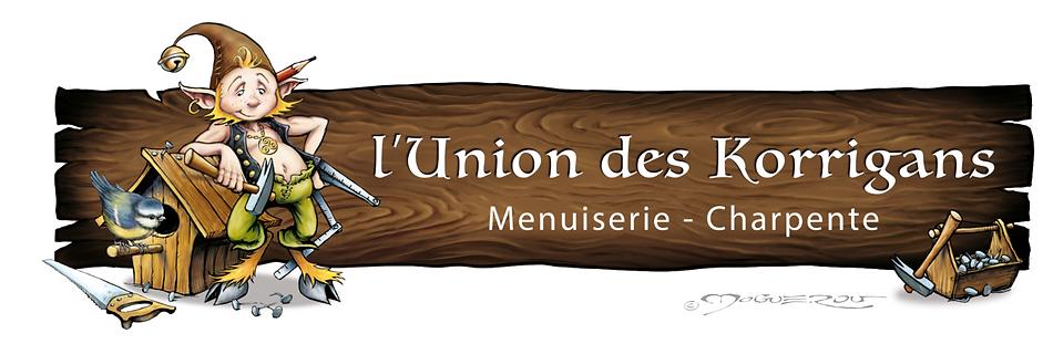 Logo pour une jeune société Énéourienne spécialisée en construction-bois