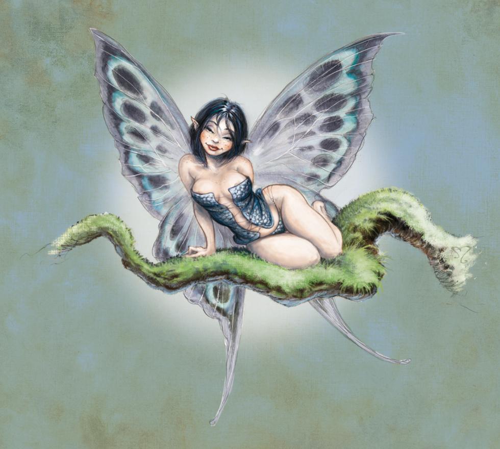 Fée-Papillon