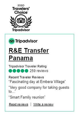 R&E Transfer Panama