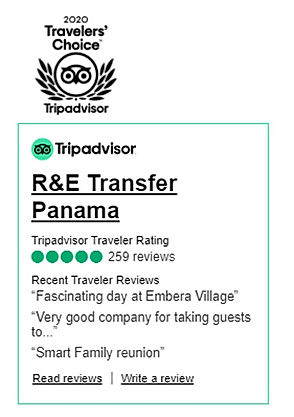 R&E Transfer Panama