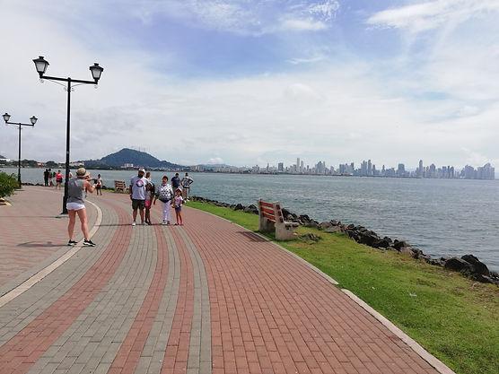 City tour Panama