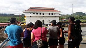 Layover Panama Canal