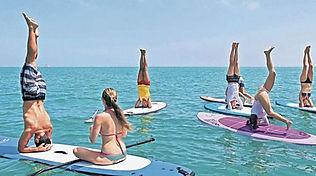 Las Olas Surf & Yoga