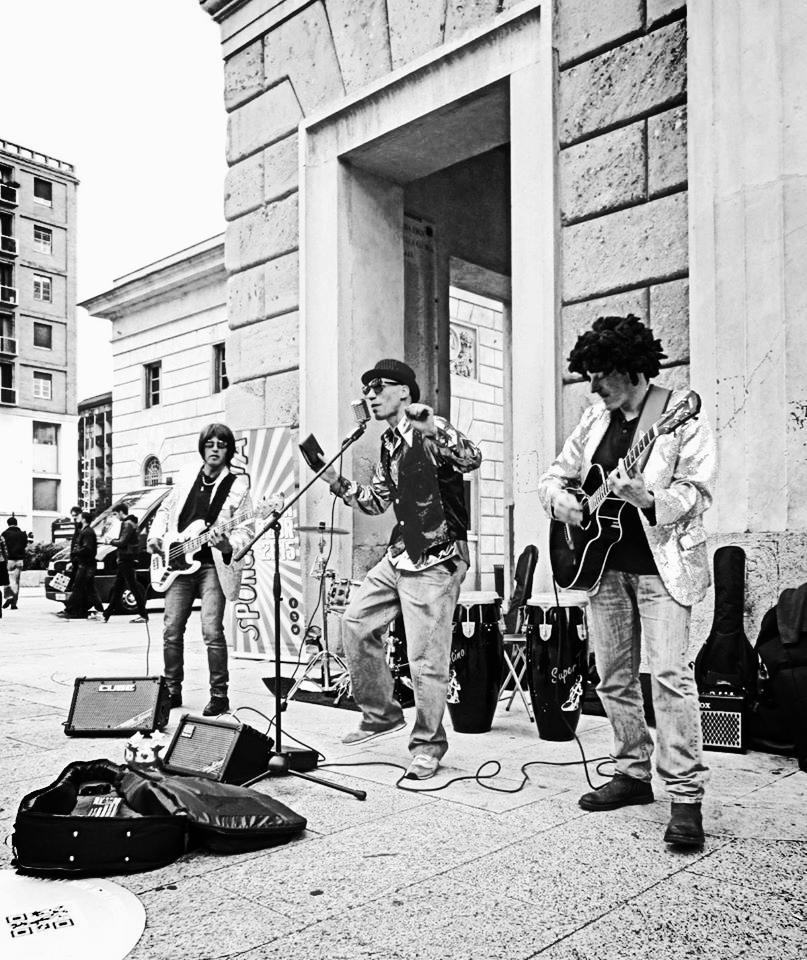 Spondaladra - Milano Street Jam