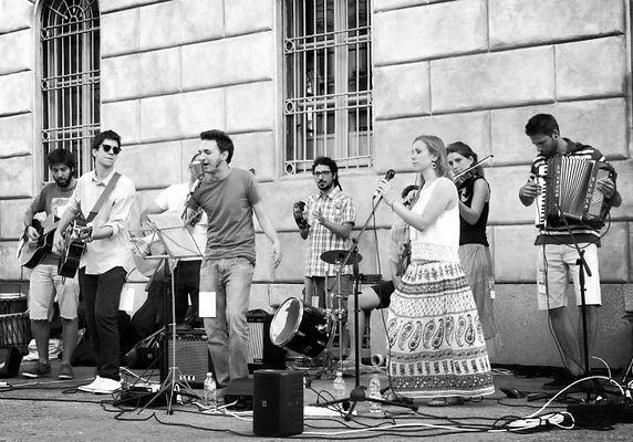 La Vecchia Scuola al Make Music Milan 2014