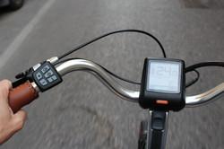 ebike speedometer