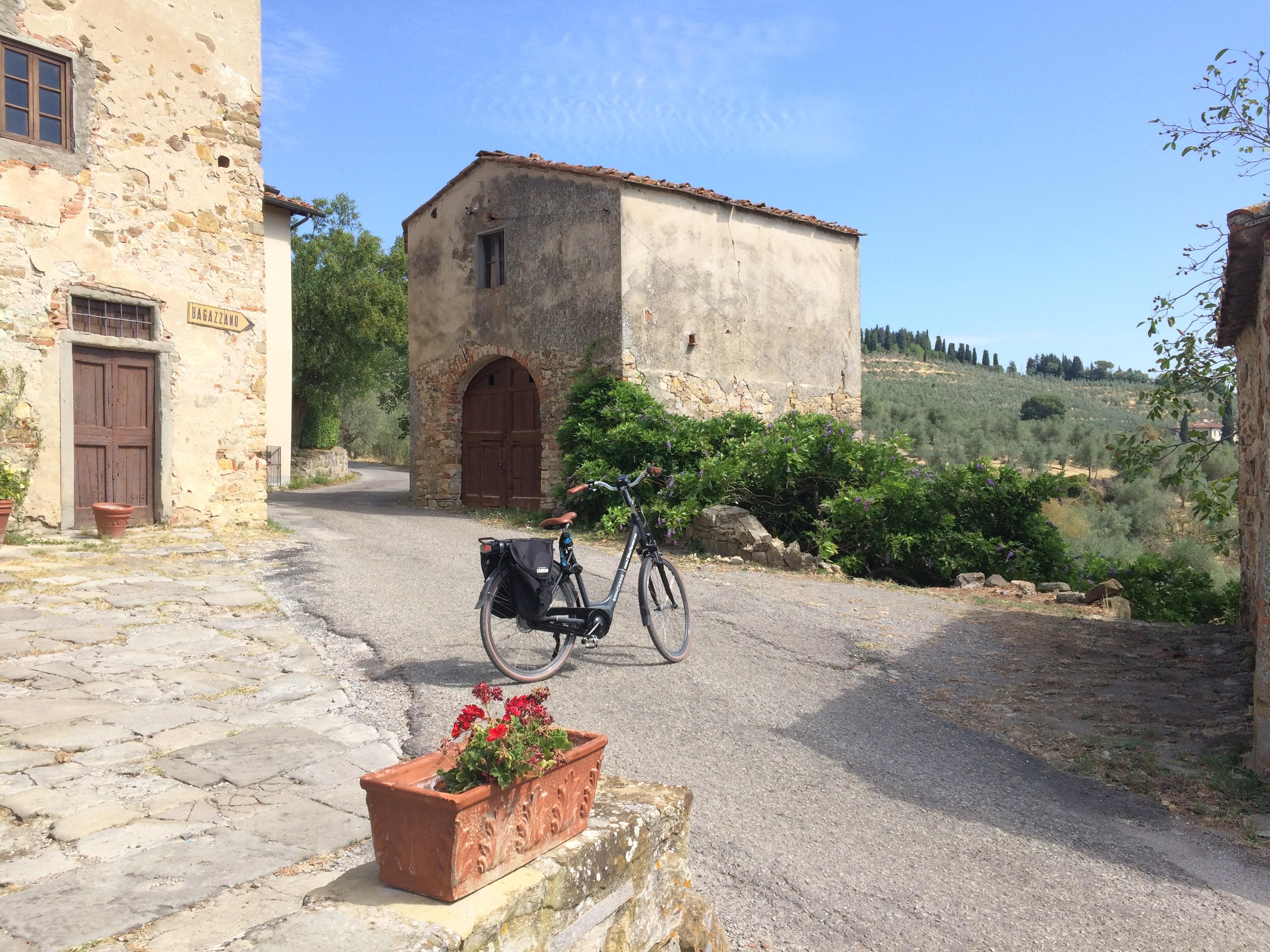 Bike Rental Bike Path Near Florence