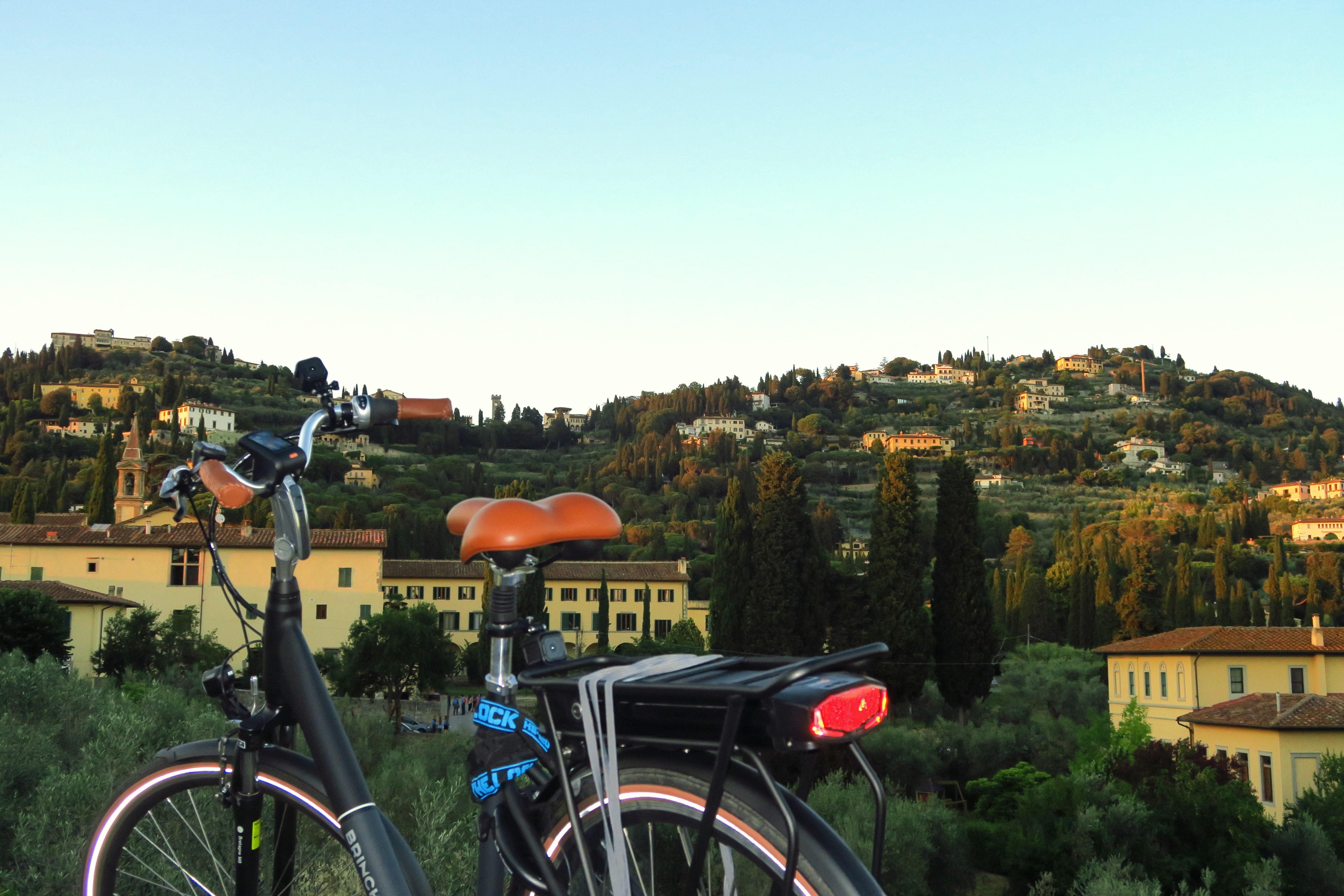 electric bike, bike in fissile