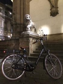 Night Rides in the Historic Centre