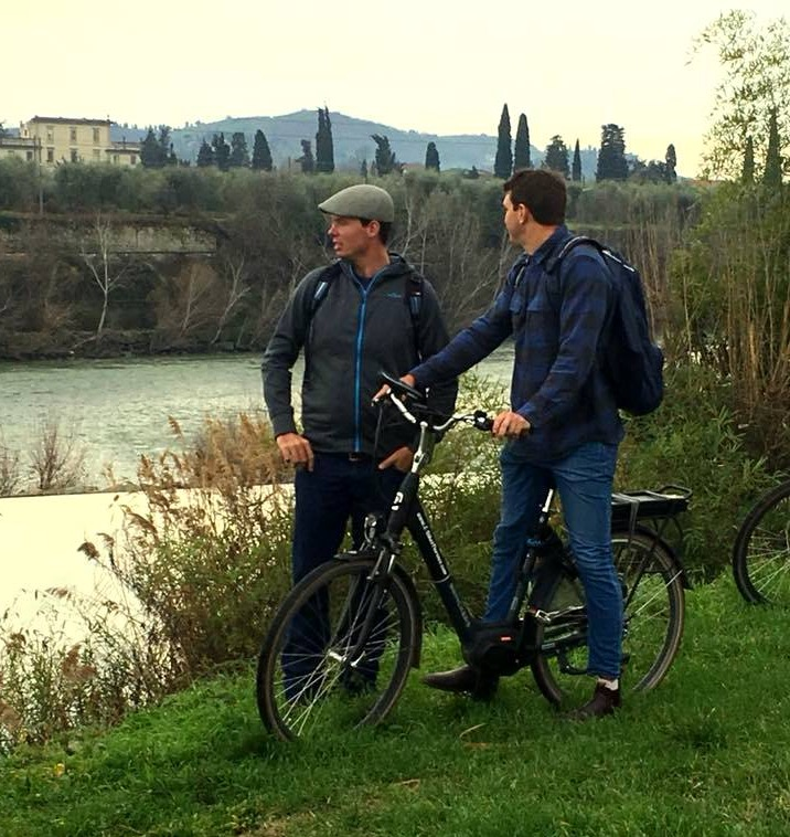 River Arno Cycle Path