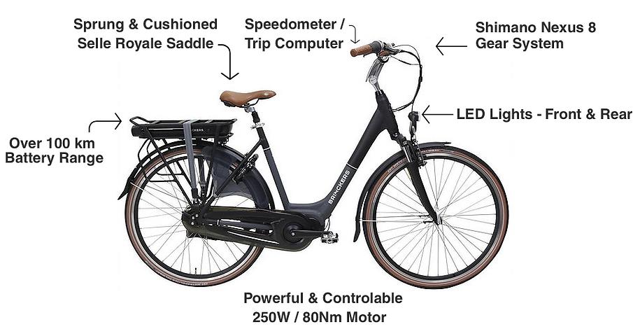 Electric Bike, ebike
