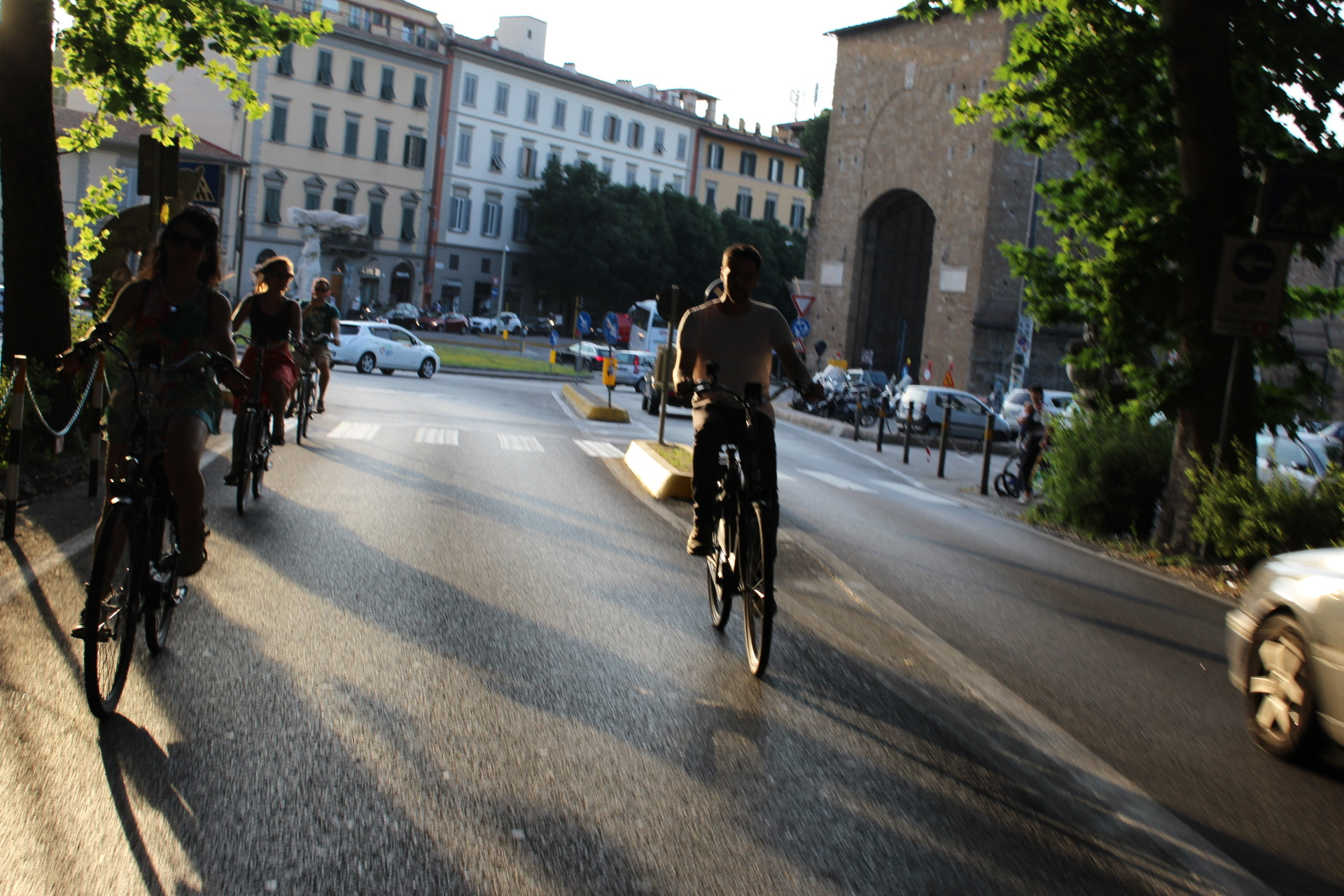 electric bikes in florence