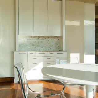 Lakehouse, Interior Kitchen Paint : Orchard Lake, MI