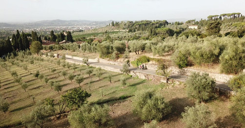 From Fiesole to Florence