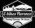 electric bike rental logo